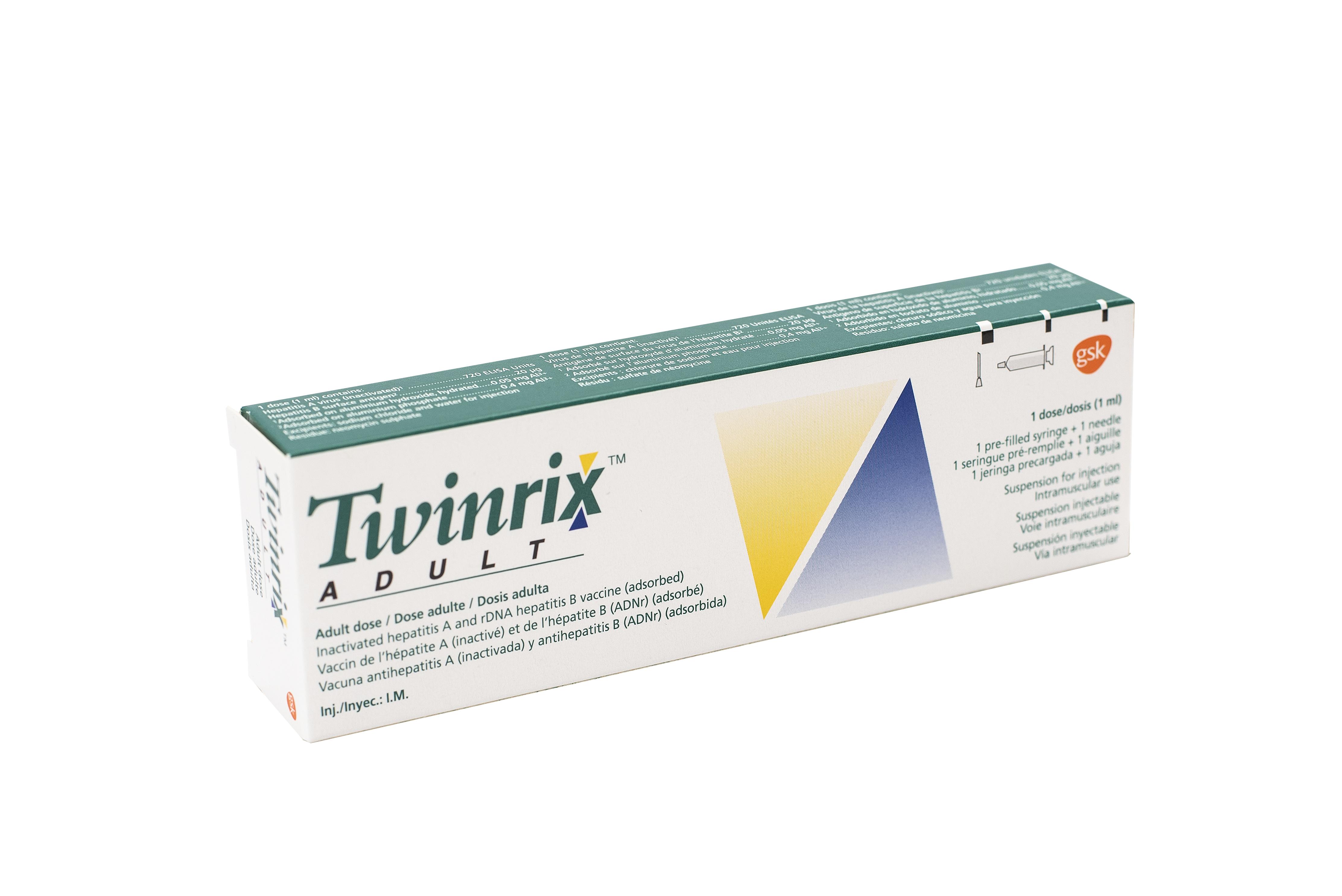 甲,乙型肝炎混合疫苗